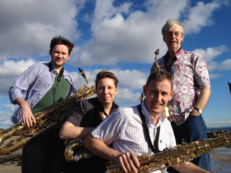 Largo Music Artist - Scottish Saxophone Ensemble